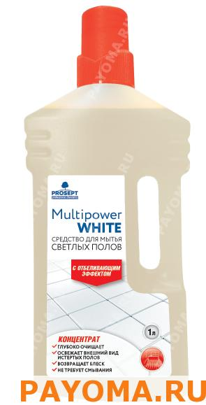 Multipower White 1 л